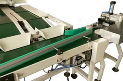 Connecting rod hardness eddy current sorting machine LGYDFX-01